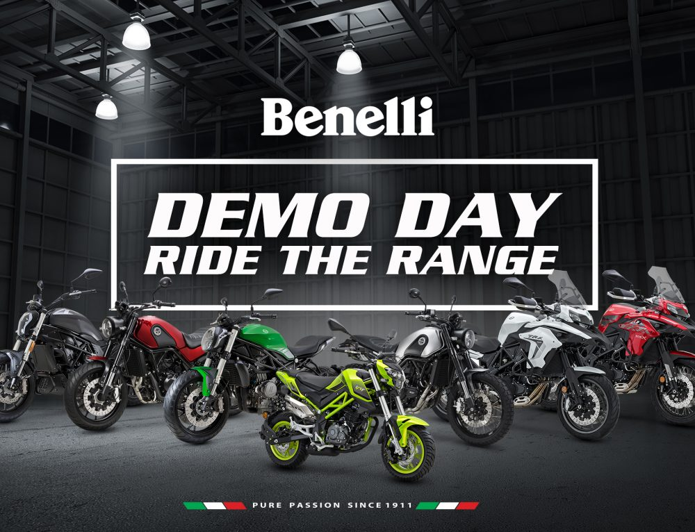 BENELLI NATIONALDEMO DAY